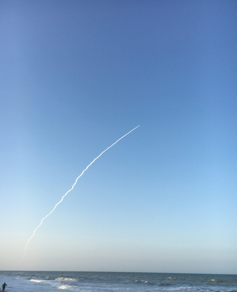 A Bonus Rocket Launch