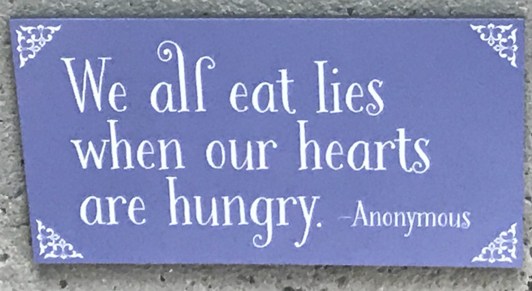 Eat Lies