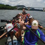 Paddling the Allegheny