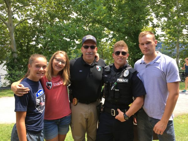 The Millvale Police:-)