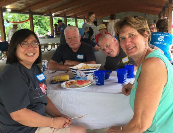 Lynn, Rob, Chuck, Kathy