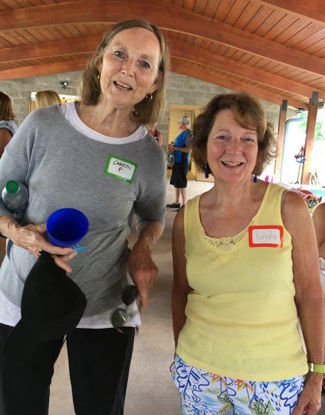 Carolyn & Linda