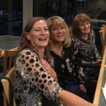 Joni, Darlene, Peggy